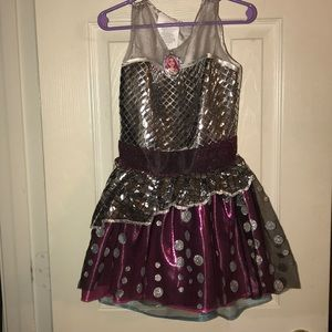 Other - Girls Play Costume Dress Size 4-6x